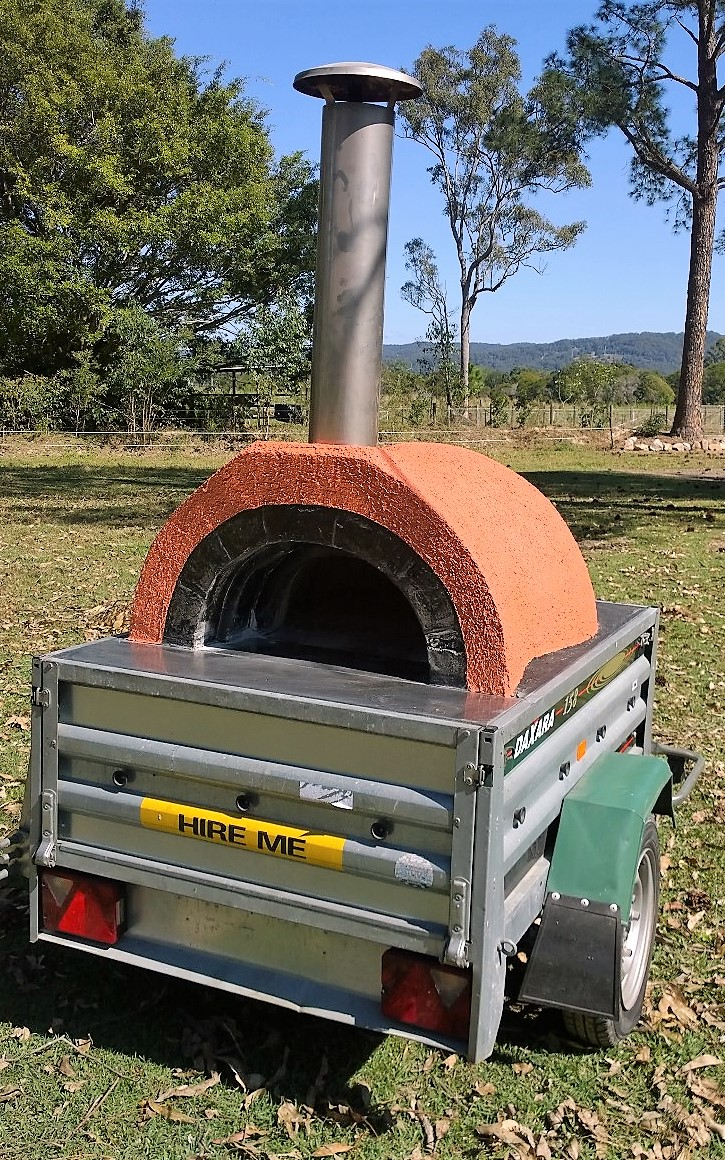 HIRE WOODFIRE OVEN